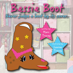 Bessie Boot : Never Judge a Boot by Its Cover. - Marc Tracey