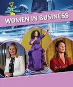Women in Business : Women Groundbreakers - Kristen Rajczak