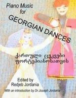 Piano Music for Georgian Dances - Redjeb Jordania