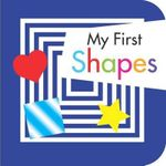 My First Shapes : My First - Little Bee Books