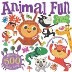 Animal Fun Search and Find - Little Bee Books