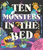 Ten Monsters in the Bed - Katie Cotton