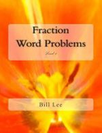 Fraction Word Problems : Level 1 - Bill S Lee
