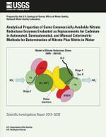 Analytical Properties of Some Commercially Available Nitrate Reductase Enzymes Evaluated as Replacements for Cadmium in Automated, Semiautomated, and - Charles J Patton
