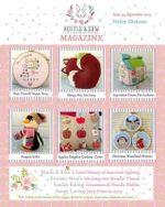 Bustle & Sew Magazine September 2014 : Issue 44 - Helen Dickson