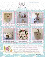 Bustle & Sew Magazine October 2014 : Issue 45 - Helen Dickson