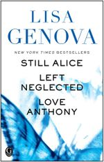 Lisa Genova eBox Set : Still Alice, Left Neglected, and Love Anthony - Lisa Genova