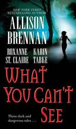 What You Can't See - Allison Brennan