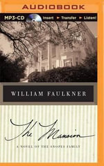 The Mansion : A Novel of the Snopes Family - William Faulkner