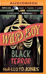 Wild Boy and the Black Terror - Rob Lloyd Jones