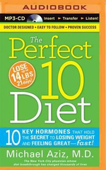 The Perfect 10 Diet - Dr Michael Aziz