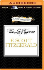 The Last Tycoon - F Scott Fitzgerald