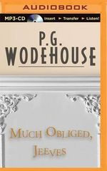 Much Obliged, Jeeves - P G Wodehouse