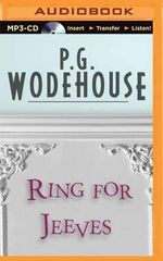 Ring for Jeeves - P G Wodehouse