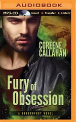 Fury of Obsession : Dragonfury - Coreene Callahan
