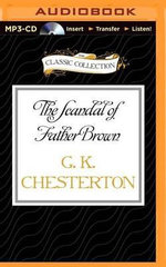 The Scandal of Father Brown - G K Chesterton