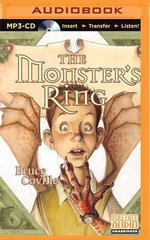 The Monster's Ring : Magic Shop Book - Bruce Coville