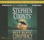 Conspiracy : Stephen Coonts' Deep Black (Audio) - Stephen Coonts