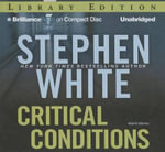Critical Conditions : Alan Gregory - Professor of International Politics Stephen White