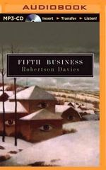 Fifth Business : Deptford Trilogy - Robertson Davies