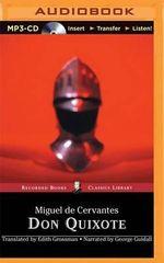 Don Quixote - Miguel Cervantes