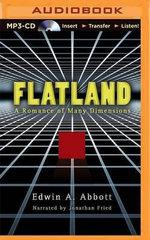 Flatland : A Romance of Many Dimensions - Edwin A Abbott