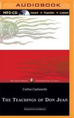 The Teachings of Don Juan : A Yaqui Way of Knowledge - Carlos Castaneda