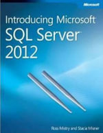 Introducing Microsoft SQL Server 2012 - Ross Mistry