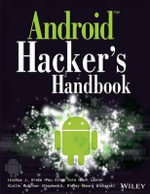 Android Hacker's Handbook - Joshua J Drake