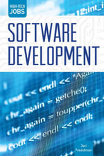 Software Development - Jeri Freedman