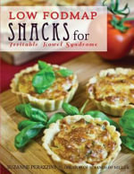 Low Fodmap Snacks for Irritable Bowel Syndrome - Suzanne Perazzini
