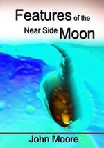Features of the Near Side Moon (Grayscale Edition) - John Moore