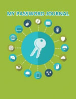 My Password Journal - The Blokehead