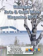 2015 Michigan Art & Craft Show Magazine - Duane Wurst