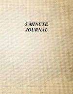 Five Minute Journal - The Blokehead