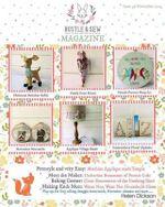 Bustle & Sew Magazine November 2014 : Issue 46 - Helen Dickson