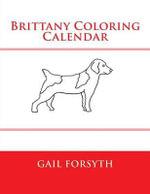 Brittany Coloring Calendar - Gail Forsyth
