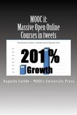 Mooc It : Massive Open Online Courses in Tweets: Moocs Grew 201% Last Year. Get Up to Speed on the Latest Mooc Developments Per Area; Including: Accreditation, Business Models, Corporate Training, Credentials, Design/Production, Employers, Funding, Interna - Augusto Failde
