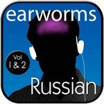 Rapid Russian, Vols. 1 & 2 - Earworms Learning