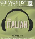 Rapid Italian, Vols. 1-3 - Marlon Lodge