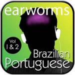Rapid Brazilian Portuguese, Vols. 1 & 2 - Earworms Learning
