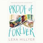 Proof of Forever - Lexa Hillyer