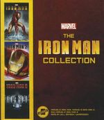 The Iron Man Collection : Iron Man, Iron Man 2, and Iron Man 3; The Junior Novelizations - Marvel Press