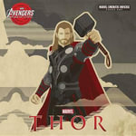 Marvel S Avengers Phase One : Thor - Marvel Press