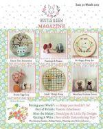 Bustle & Sew Magazine Issue 51 : March 2015 - Helen Dickson
