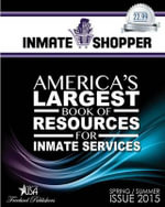 Inmate Shopper Spring/Summer Issue 2015 - Freebird Publishers