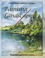 Painting Landscapes Vol. 1 : Paint It Simply Landscape Techniques - David Jansen Mda