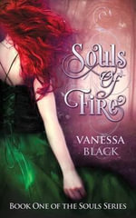 Souls of Fire : Book One of the Souls Series - Vanessa Black