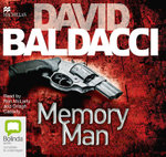 Memory Man - David Baldacci