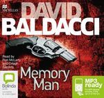 Memory Man (MP3) - David Baldacci